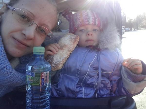 Нескучный день с двумя погодками, доча 2.5 и сына 11 месяцев 20131109_125020