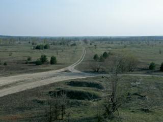 Поїздка до Міжрічинського ландшафтного парку. Весна 2009