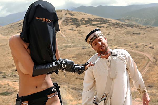 Мусульманка в сексе