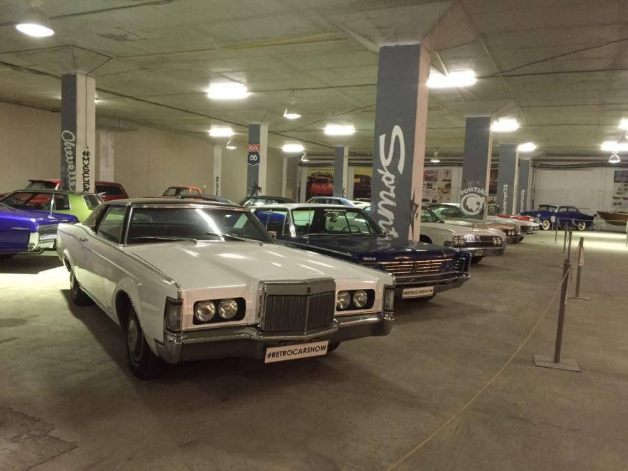 Retro Car Show - место где живут легенды