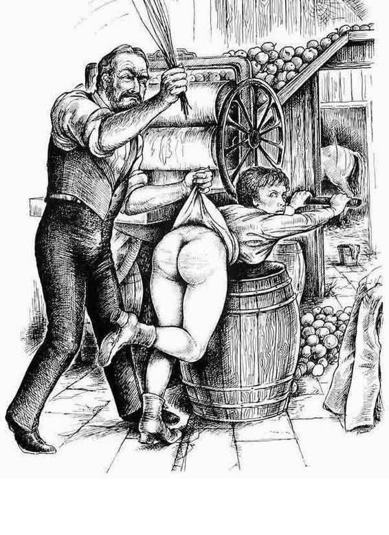 порно древнее наказание фото