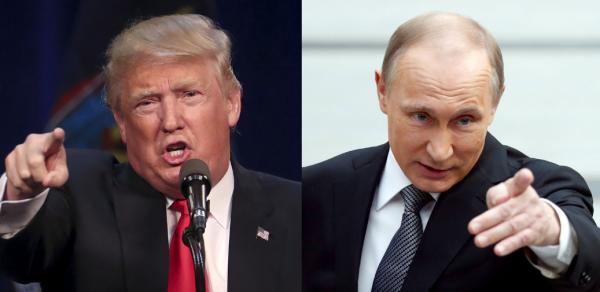 Политика Путина: диалог с Трампом будет!