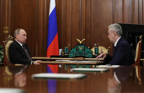 Президент РФ одобрил снос «хрущевок»
