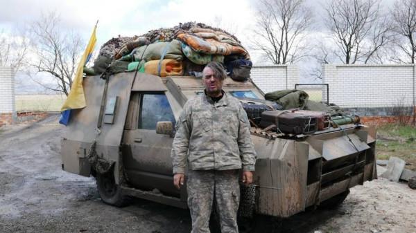 Политика Украины: закупиться старьем и воевать