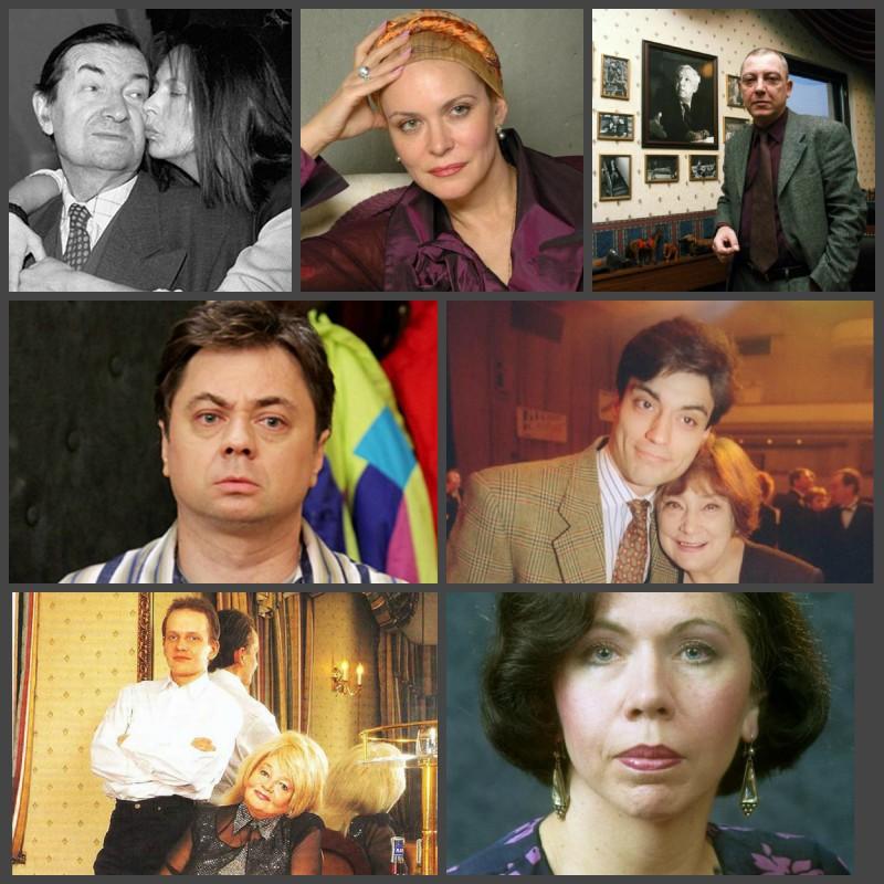 ✩ Звездное наследие: 7 судеб детей советских знаменитостей ✩