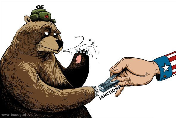 Россия сегодня забыла о санкциях