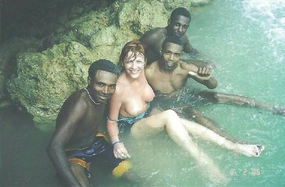 Jamaica sexsey women, before amd after xxx photo
