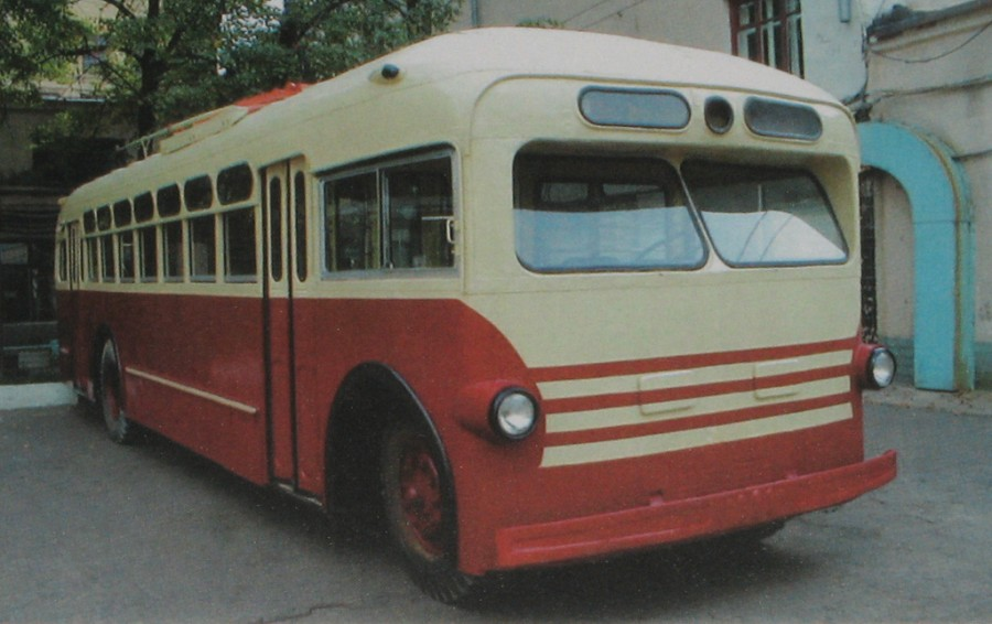мтб-82м №1116 (1946 г)