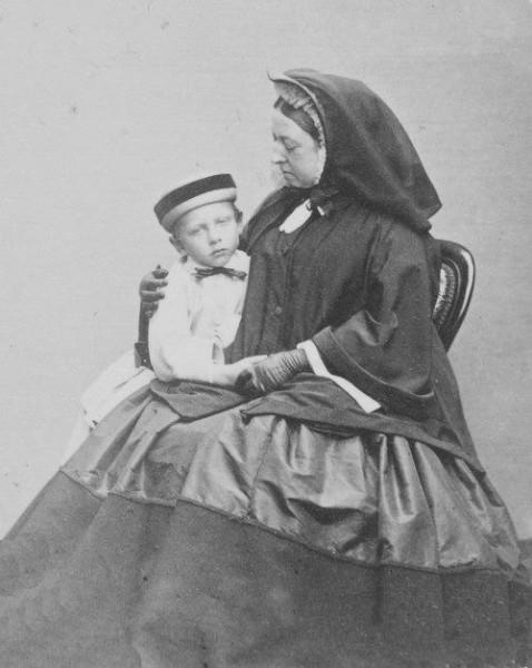 Вильгельм II о любимой бабушке и своем детстве