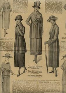World War Era Fashion