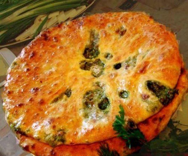 Пироги с картошкой и с мясом рецепт 140
