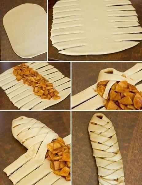 Как сделать пирожки одной формы