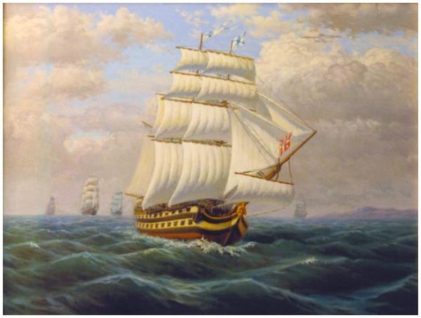 корабль св павла