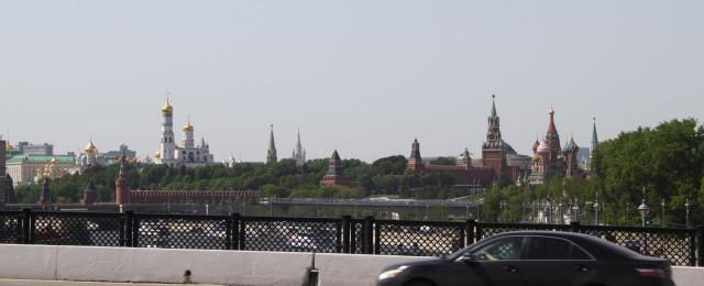 Экскурсия по Москве с гидом