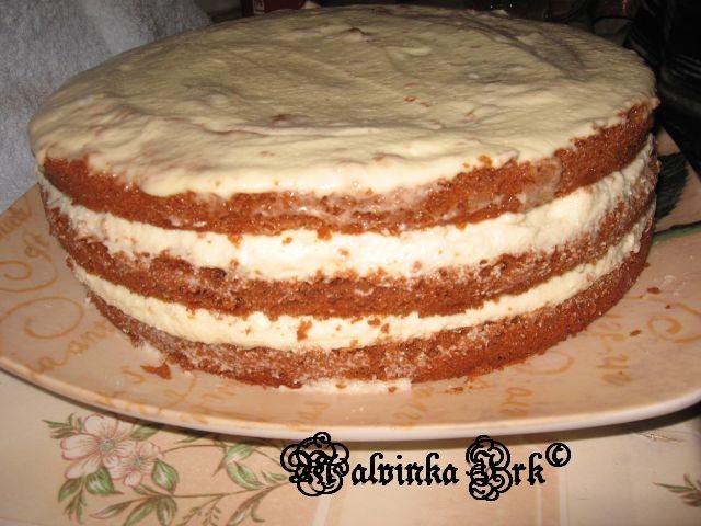 Торт без украшательства