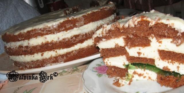 второй кусок торта и сам торт
