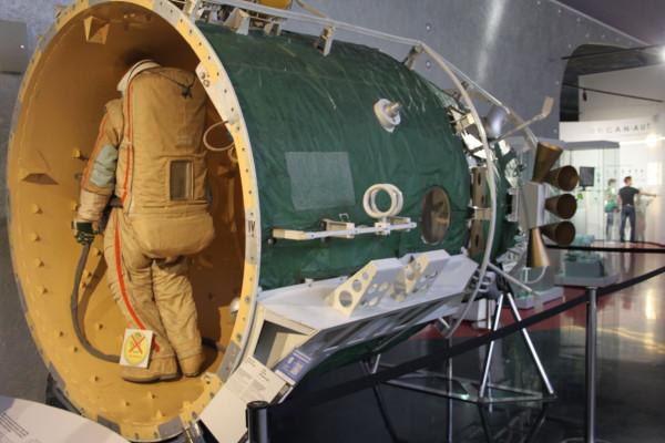 музей космонавтики на ВДНХ