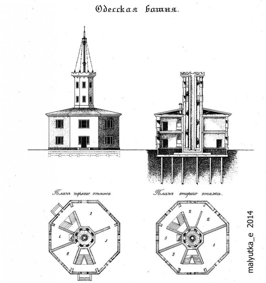 Одесская башня_1