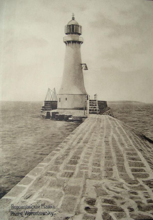 Воронц маяк