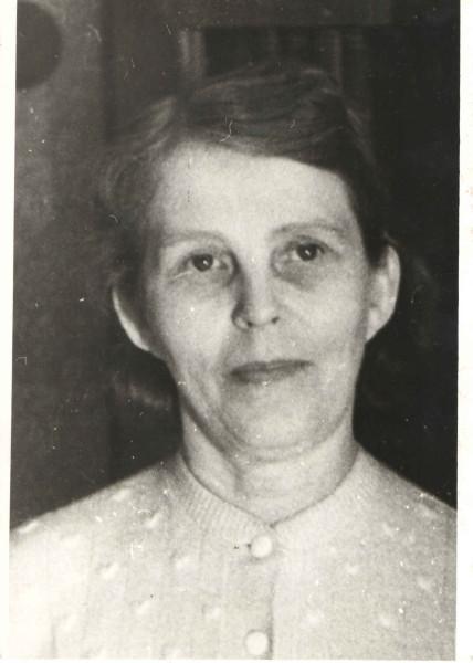 МОЯ  МАМА, 1961-1963