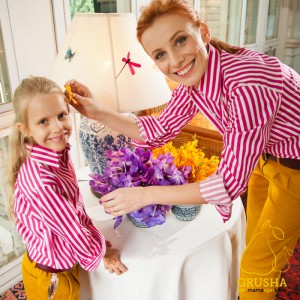 Family Look, коллекция Grusha for Mamanonstop