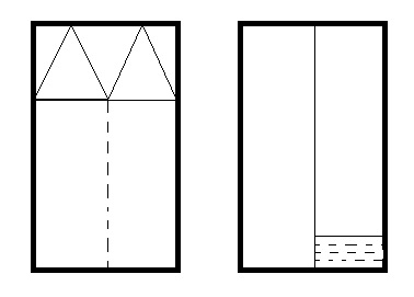 Лабиринт схема разреза