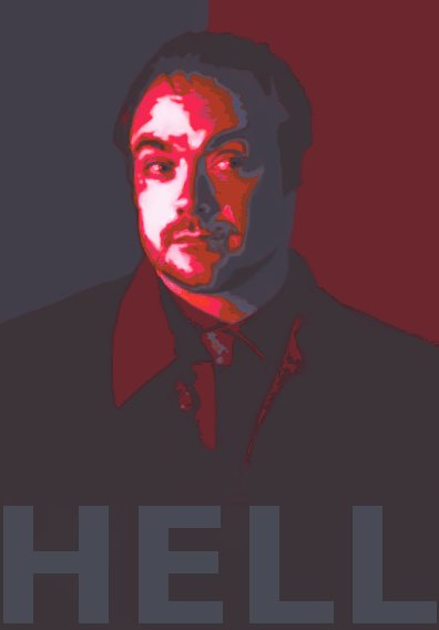 Crowley for King of Hell
