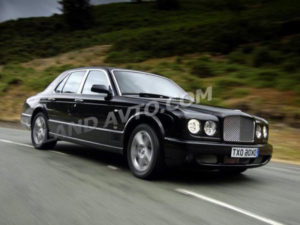 BentleyArnage