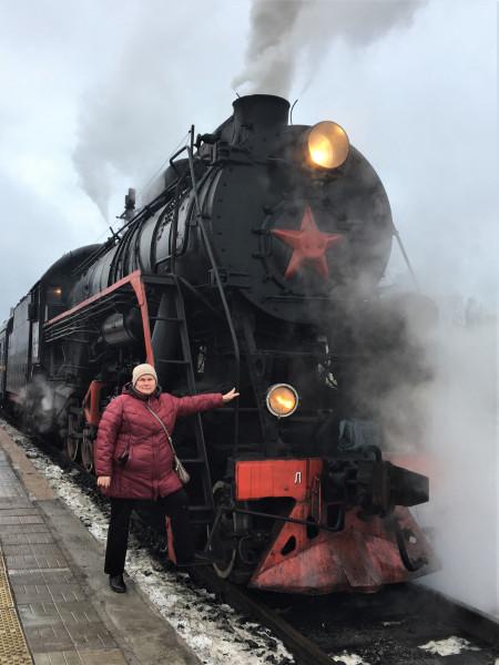 Едем в Карелию на ретропоезде Рускеальский экспресс IMG_8458