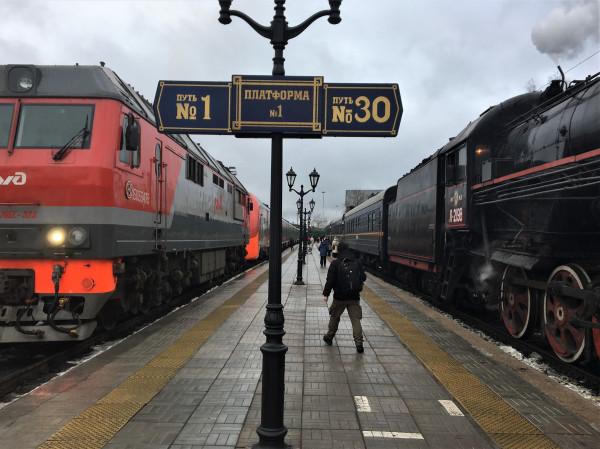 Едем в Карелию на ретропоезде Рускеальский экспресс IMG_8459