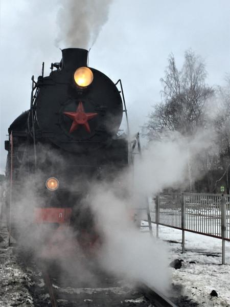 Едем в Карелию на ретропоезде Рускеальский экспресс IMG_8455