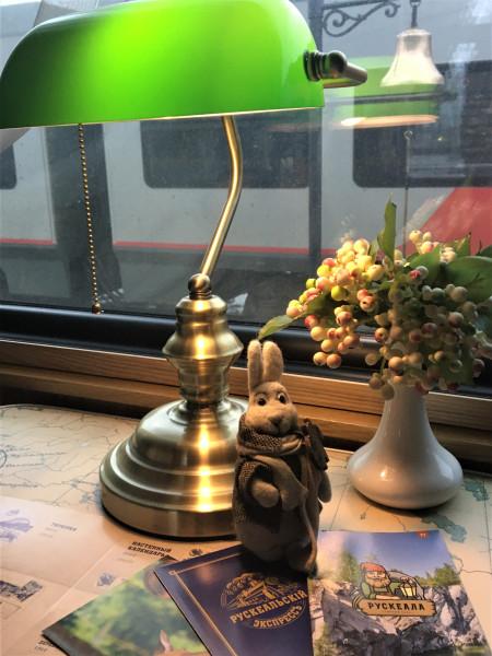 Едем в Карелию на ретропоезде Рускеальский экспресс IMG_8467