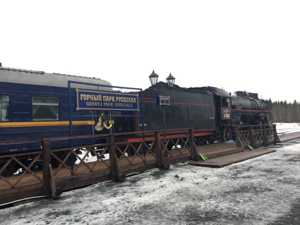 Едем в Карелию на ретропоезде Рускеальский экспресс IMG_8484