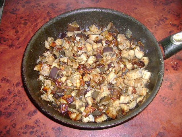 баклажаны-грибы