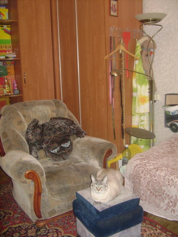 кресло вязальщицы