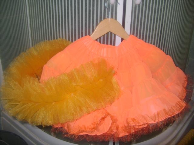 белка юбка хвост