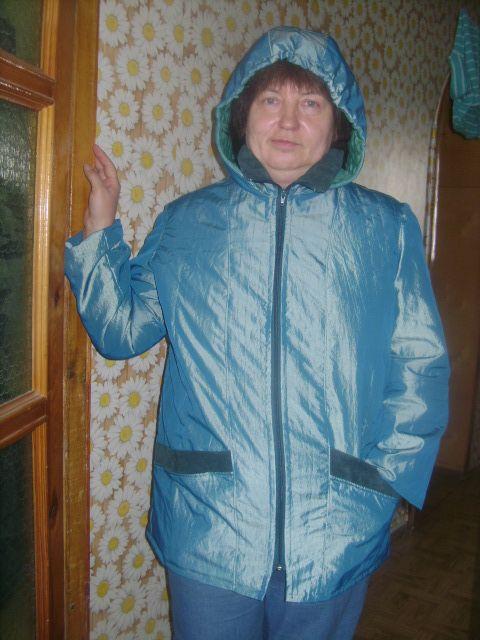 куртка Я капюшон