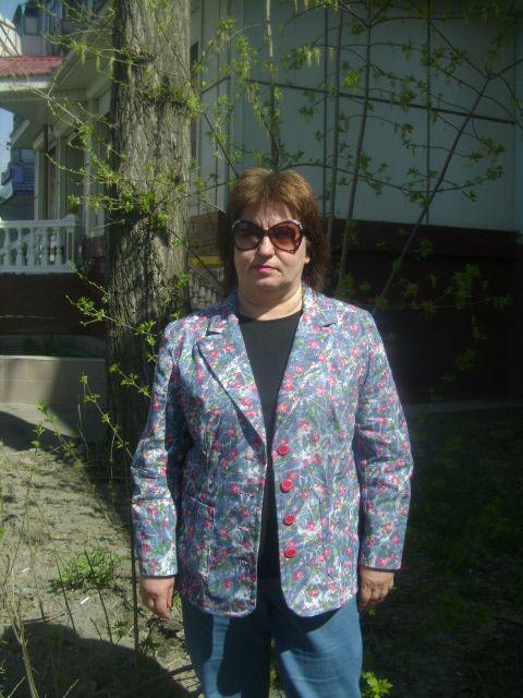 1 пиджак на мне