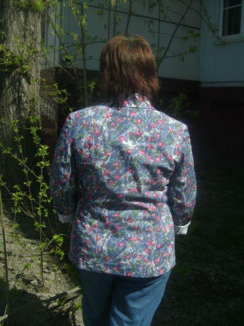 7 пиджак спинка