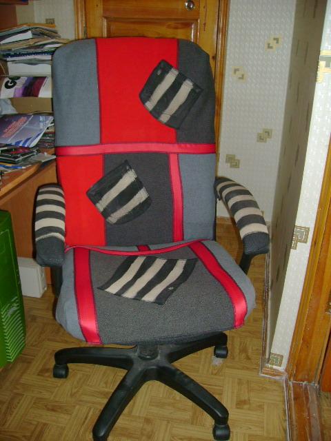 кресло папы фас