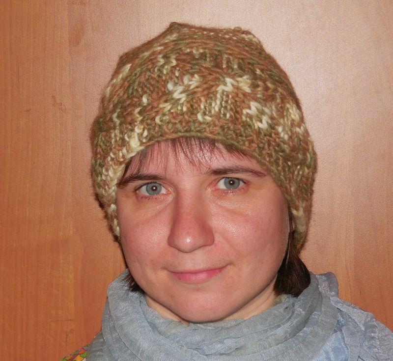 шапка Али анфас