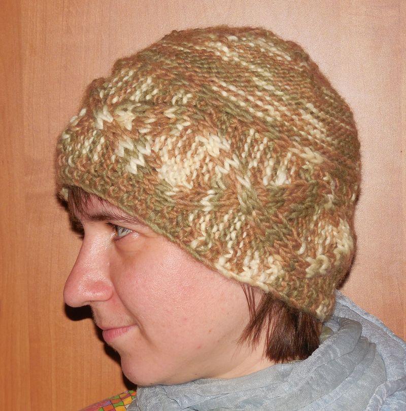 шапка Али профиль