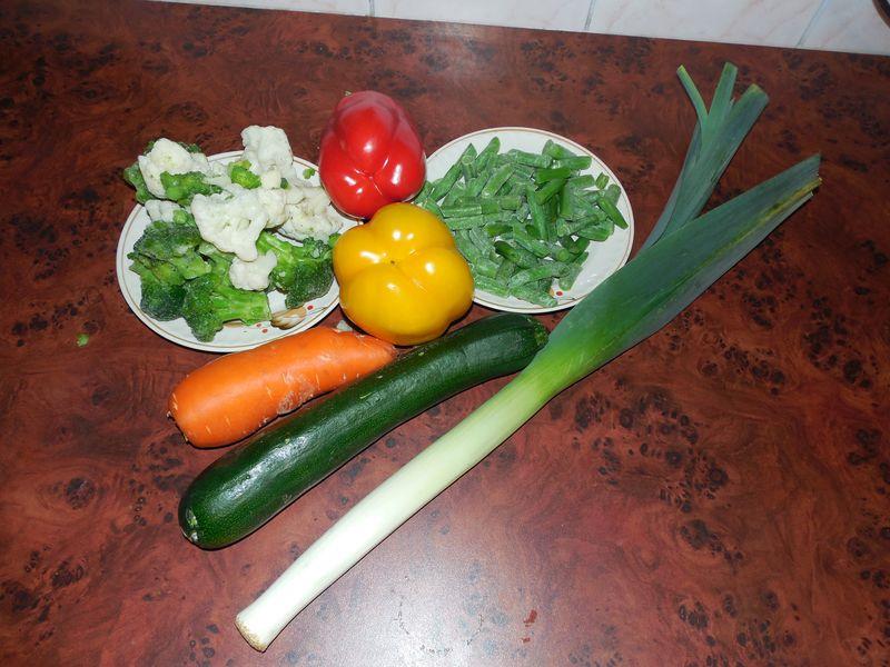 овощи ДО