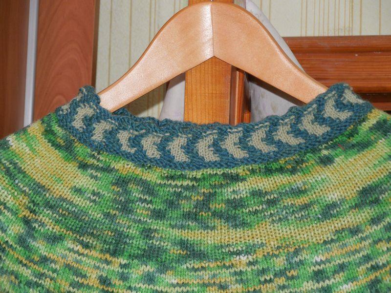 свитер гоблина ворот