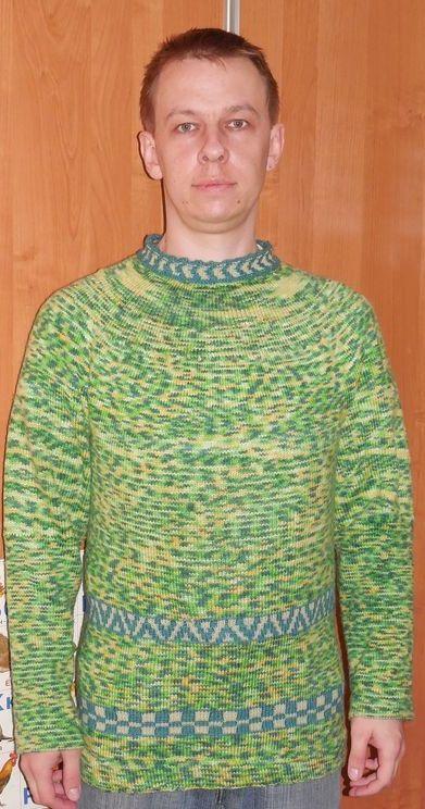 свитер гоблина на тушке
