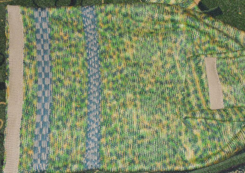свитер гоблина нет шва