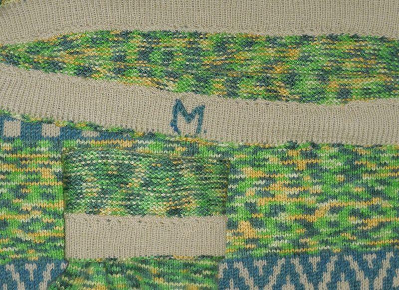 свитер гоблина подгибы