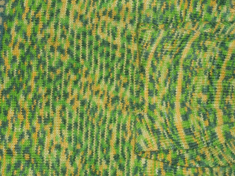 свитер гоблина подмышка