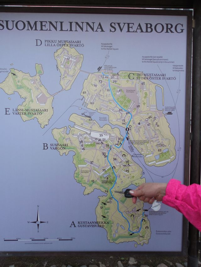 Х карта Свеаборг