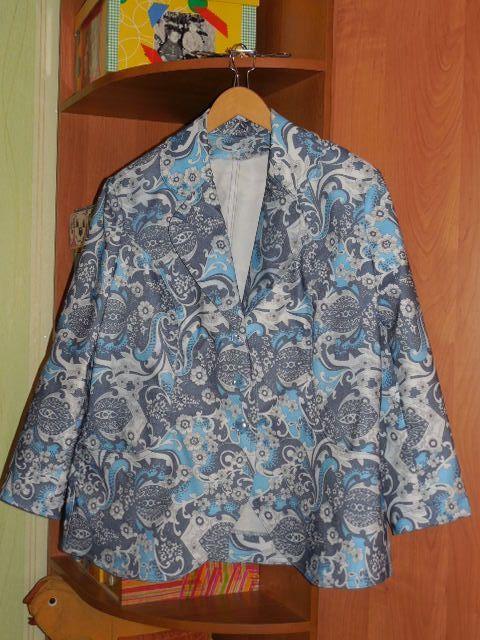 пиджак огурцы